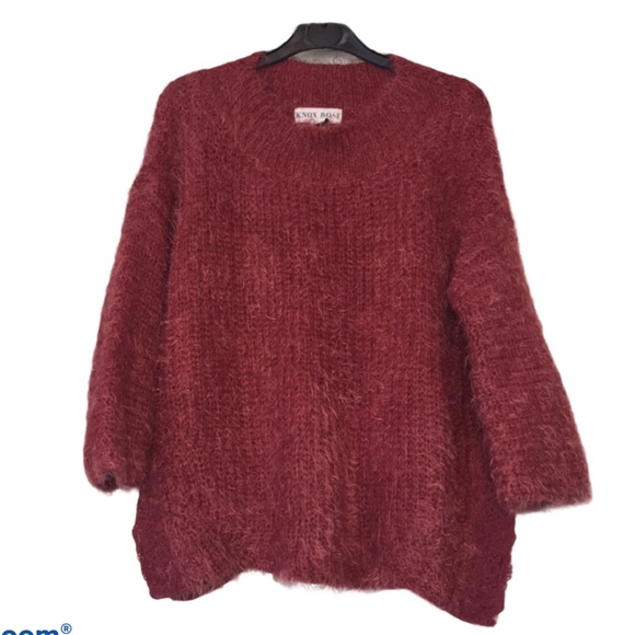 Knox Rose Soft/Fluffy sweater size S